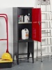 SENTRIBOX COSHH C4590 CHEMICAL STORAGE CABINET