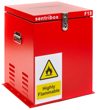 Sentribox Mini COSHH Box F18