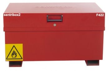 Sentribox COSHH/FLAM BOX F422.