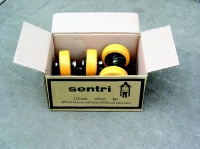 Sentribox XLOCK wheel kit